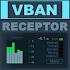 VBAN Receptor TV v1.5.2 APK