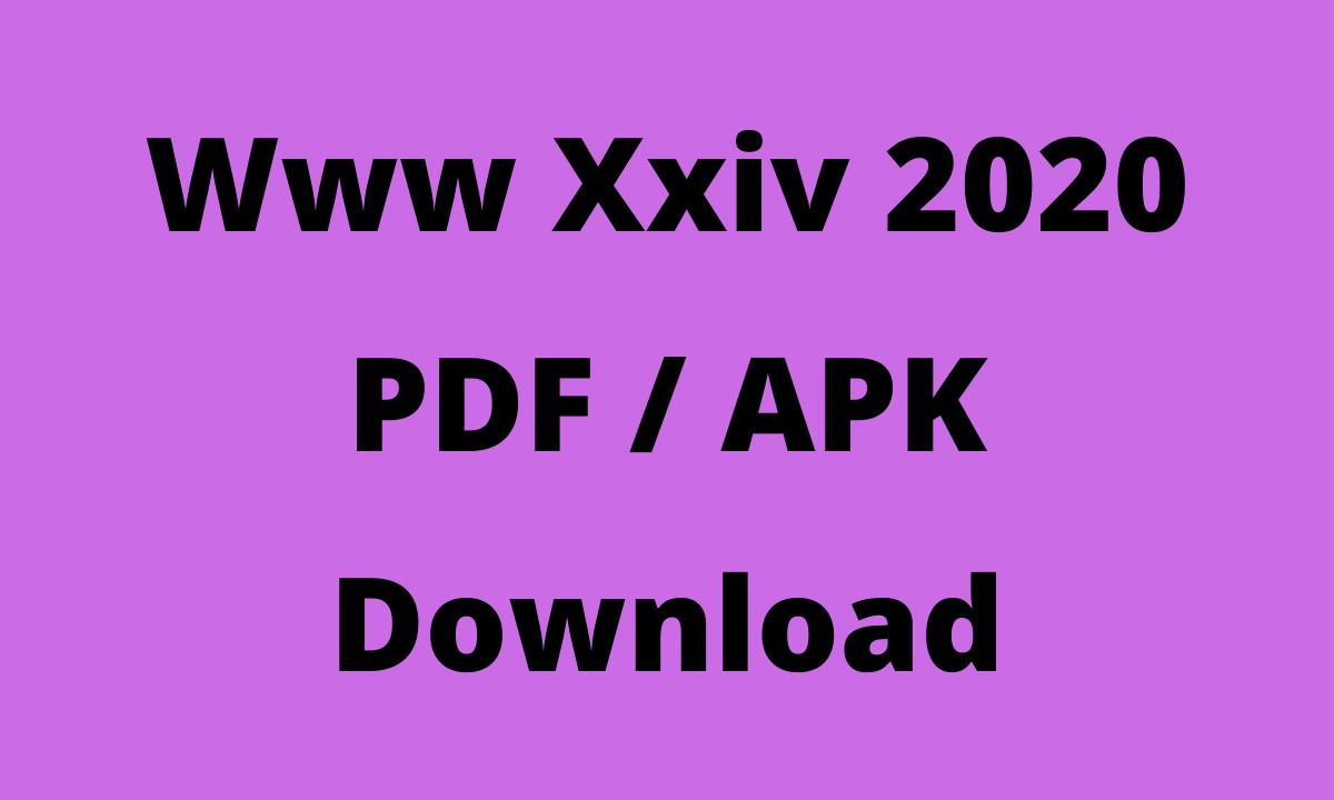 xxv xxiv 2020 APK