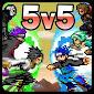 League of Ninja: Moba BattleAPK