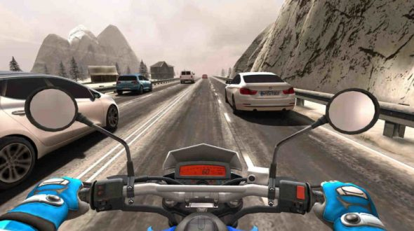 Traffic Rider MOD Premium APK v1.62 free download for Android 2020