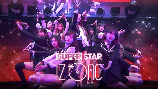 Superstar IZONE APK free download for Android