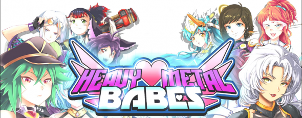 Heavy Metal Babes [MOD Free Upgrade] Apk free download for Android