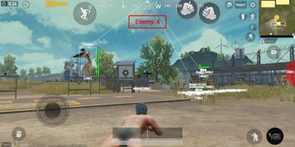 PUBG Mobile ESP Hack New Apk free download for Android (No Root)