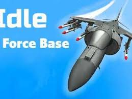 Idle Air Force Base MOD Apk Latest Version v0.8.0 free download for Android (Free Purchase/Upgrades)