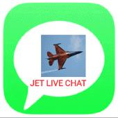 Jet live chat APK