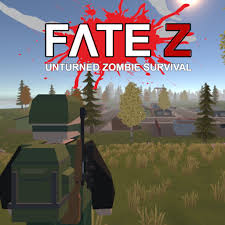 FateZ Unturned Zombie Survival APK latest v0.14 free download For Android