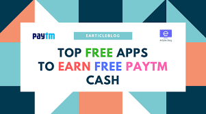 Top 12 Instant Free PayTM Cash Giving Apps 2020 APK