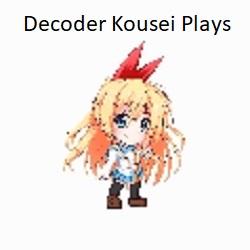 Decoder Kousei Plays APK