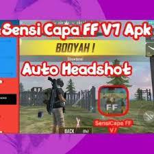 Sensi Capa FF Pro Auto Headshot APK