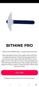 BitMine Pro APK