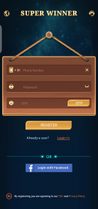 Super Winner app