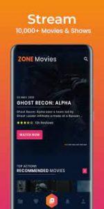 Zone Streaming APK