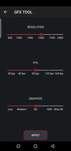 Game Booster VIP GFX Lag Fix APKj