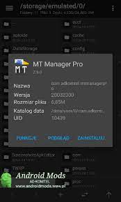 Mt Manager MOD APK