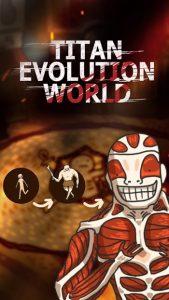 Titan Evolution World Mod APK