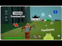 Fortnite Fan Game APK
